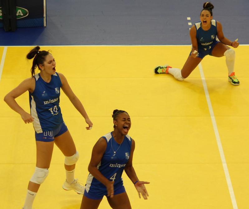 Minas Náutico conquista o título do Grupo 2 da Superliga C