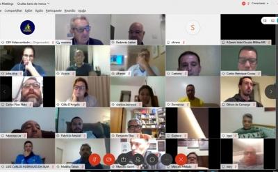 Moreno participa de bate-papo virtual da CBV sobre liderança consciente