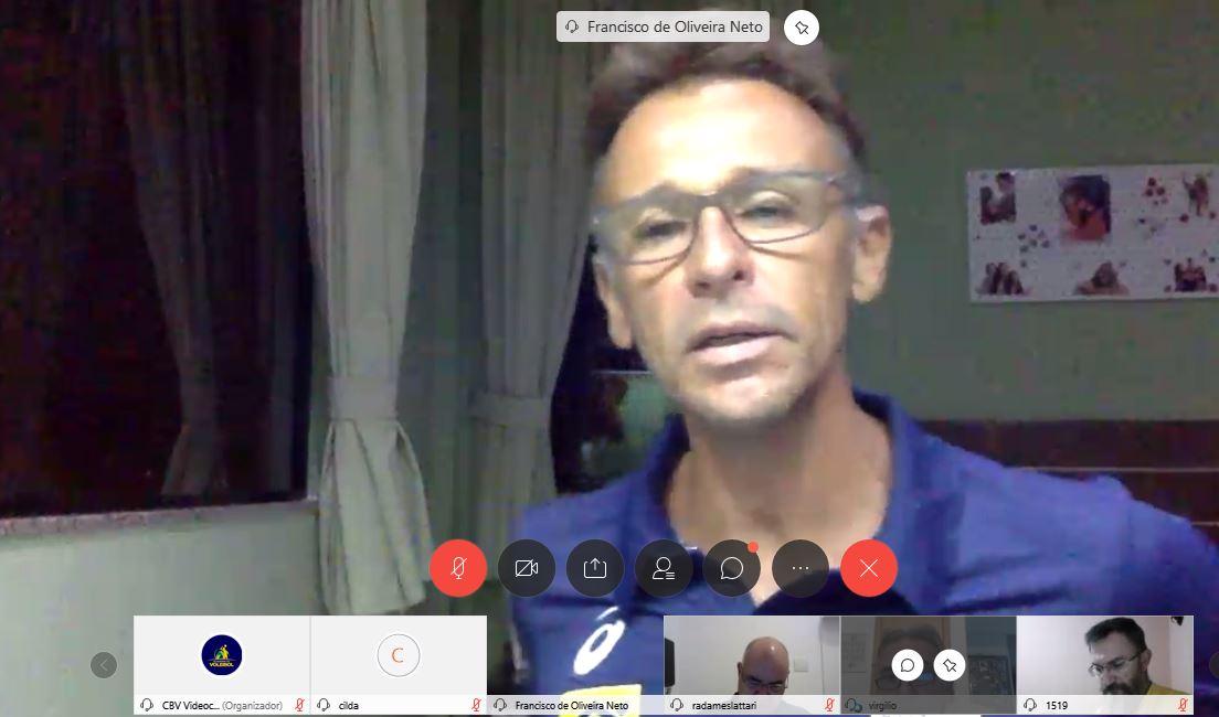 Oliveira Neto compartilha detalhes da preparação física do vôlei de praia