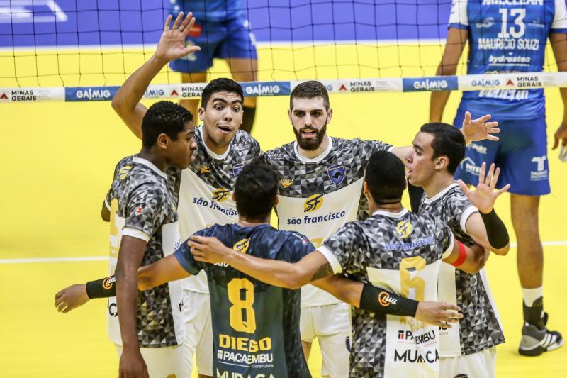 Pacaembu Ribeirão duela com EMS Taubaté Funvic neste sábado