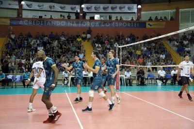 Pacaembu/Ribeirão Preto e Sesi-SP abrem segunda rodada do returno