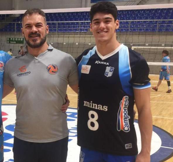 Pai e filho serão adversários na maior competição do voleibol nacional?20200921110055