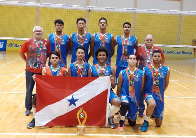 Pará é campeão em final super disputada