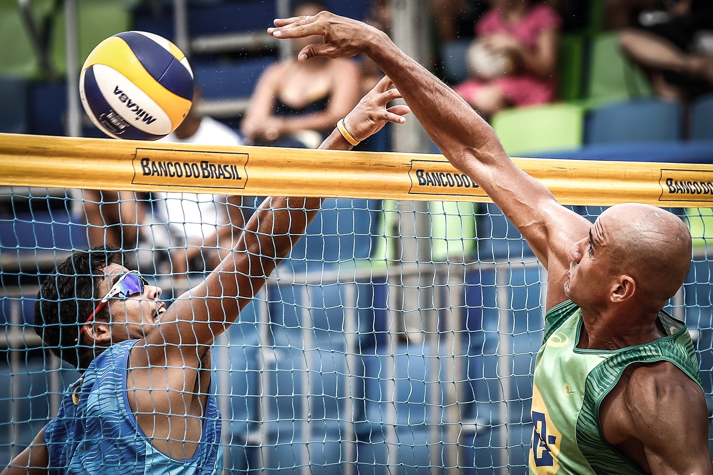 Paraibanos vencem qualifying e aumentam representantes no naipe masculino