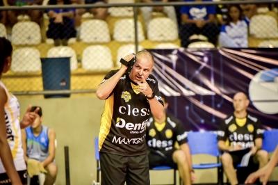 Paulo Coco analisa bom momento do Dentil/Praia Clube e fala da busca por títulos