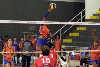 Pela invencibilidade, Itajaí Vôlei enfrenta Sport nesta quarta-feira