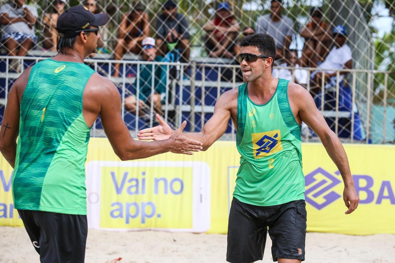 Quartas de final são definidas no torneio masculino em Maceió (AL)