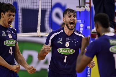 Sada Cruzeiro é campeão e EMS Taubaté Funvic fatura a medalha de bronze