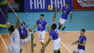 Sada Cruzeiro e Fiat/Minas abrem o calendário de 2020