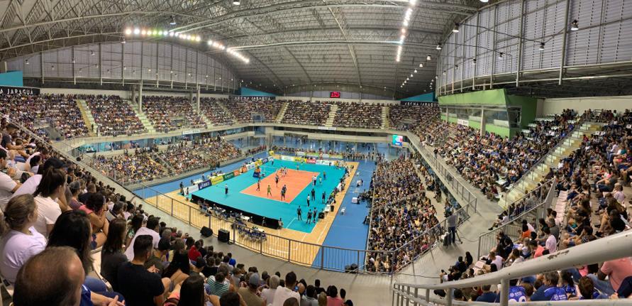 Sada Cruzeiro e Sesi-SP estão na final