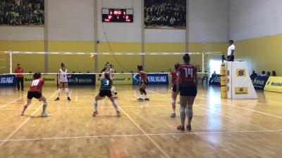 Santa Catarina e Rio de Janeiro disputam o título no CDV