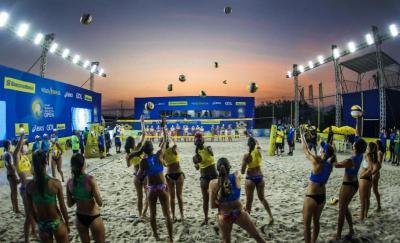 Segunda etapa da temporada 20/21 acontece nesta semana, em Saquarema (RJ)