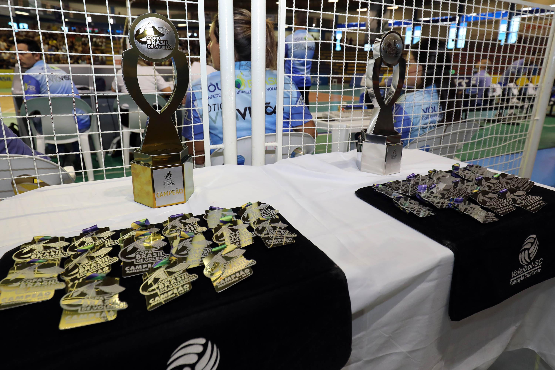 Semifinal será disputada nesta sexta-feira, em Jaraguá do Sul
