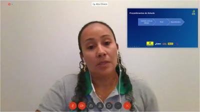 Seminário virtual da CBV apresenta estudo sobre iniciação e especialização no vôlei de praia