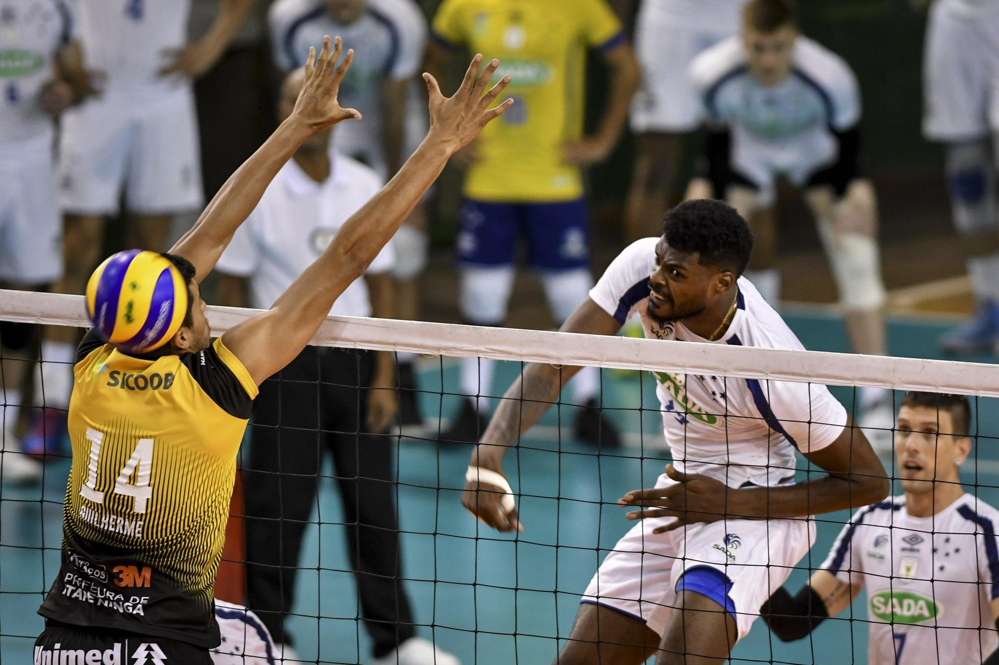 Sesc RJ, Sada Cruzeiro e Sesi-SP estão na Fase Final