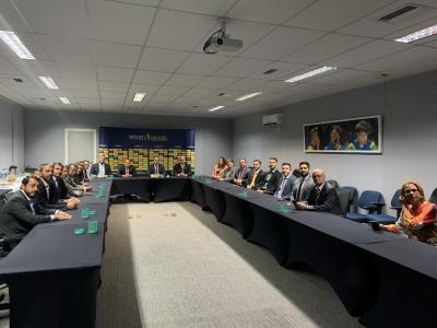 STJD do Voleibol promove reunião geral visando as ações de 2020