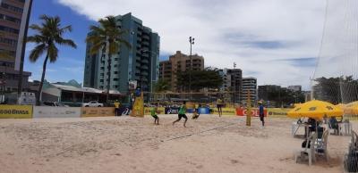 Torneio principal em Maceió tem todas as duplas definidas
