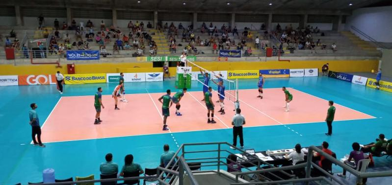 Vôlei UNIP/Fortaleza, Sport Club do Recife e Unimed/Aero vencem na segunda rodada