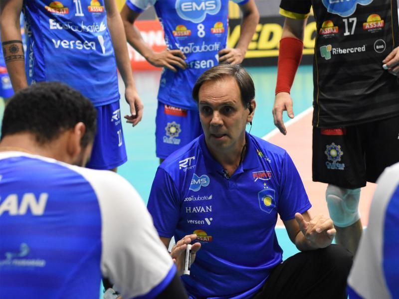 Weber volta ao Brasil para liderar EMS Taubaté Funvic na busca por conquistas