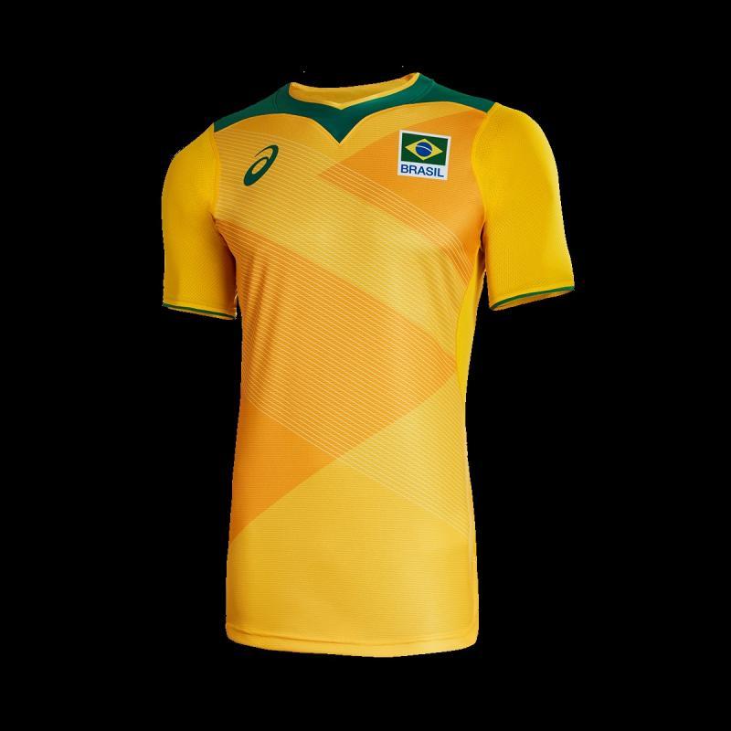 ASICS e CBV apresentam uniformes que seleção brasileira de vôlei vai competir no Japão