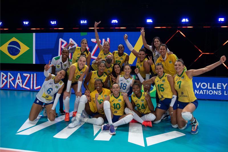 Brasil abre última rodada da fase classificatória contra Coréia do Sul