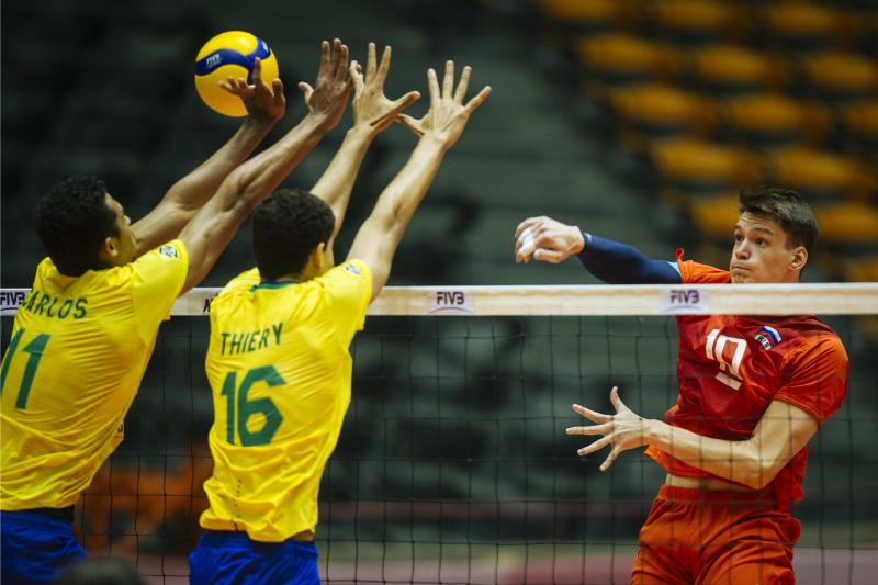 Brasil é superado pela Rússia e vai em busca da quinta posição