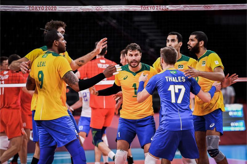 Brasil é superado pelo Comitê Olímpico da Rússia