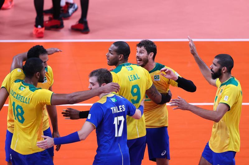 Brasil é superado pelos russos e vai em busca do bronze