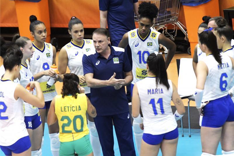 Brasil enfrenta a Polônia na disputa de quinto a oitavo