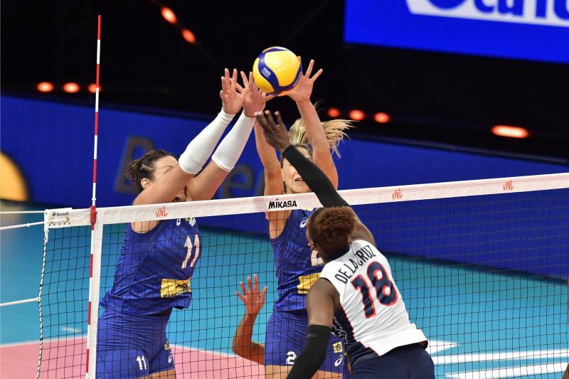 Brasil garante segunda vitória no campeonato