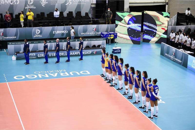 Brasil luta, mas é superado pela Sérvia e vai disputar quinto lugar