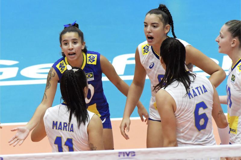 Brasil vai em busca da quinta posição em Roterdã