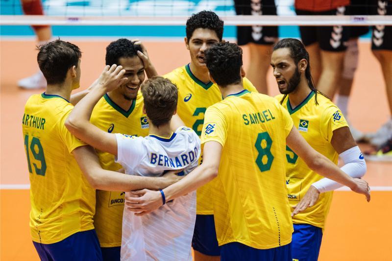 Brasil vence a Alemanha e fica em sétimo no Irã