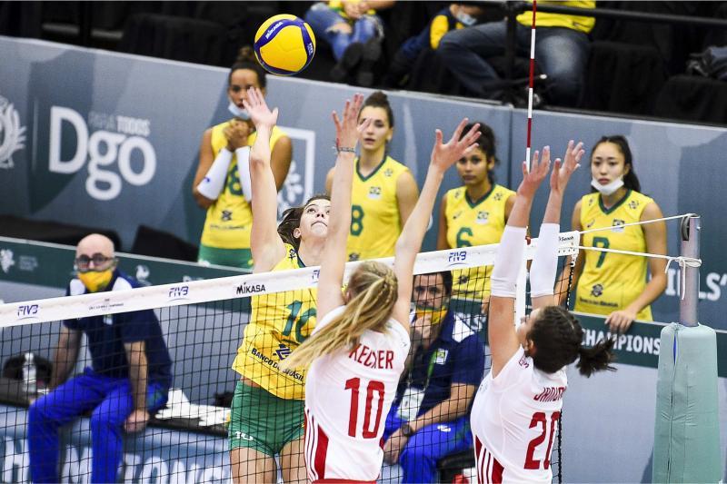 Brasil vence a Polônia e disputa quinto lugar nesta quarta