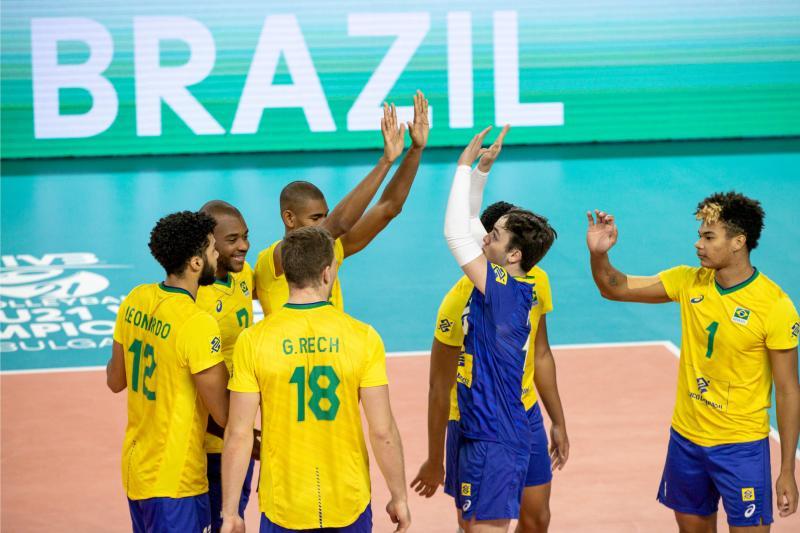 Brasil vence República Tcheca e fica em sétimo