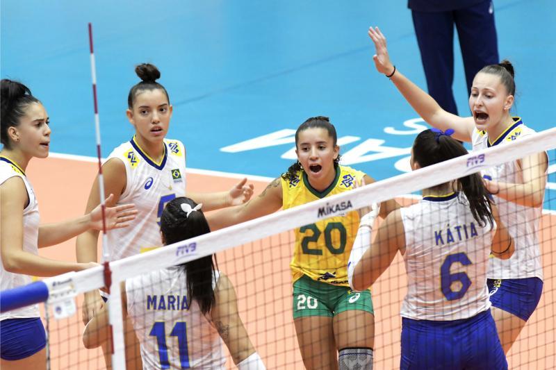 Brasil vence Ruanda na segunda rodada do grupo A