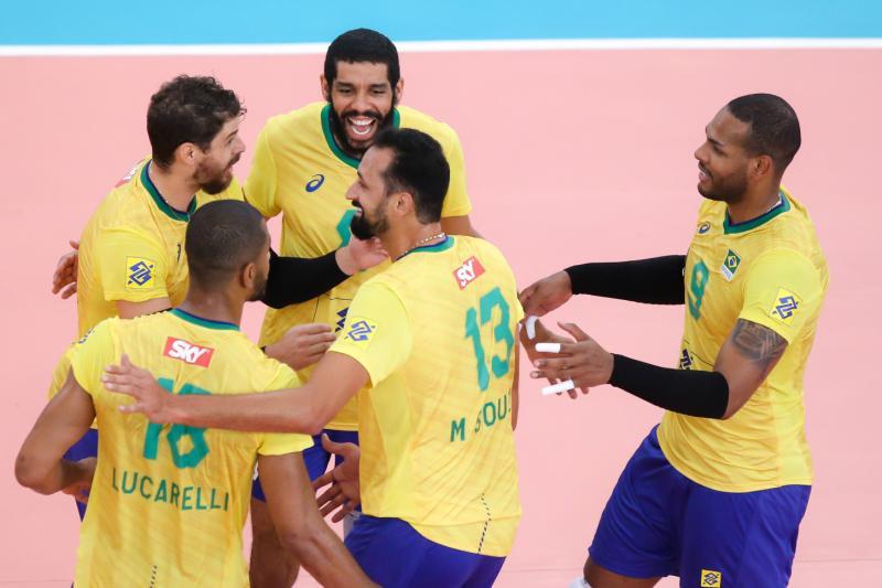 Brasil vence terceiro amistoso contra Venezuela e viaja para Liga das Nações