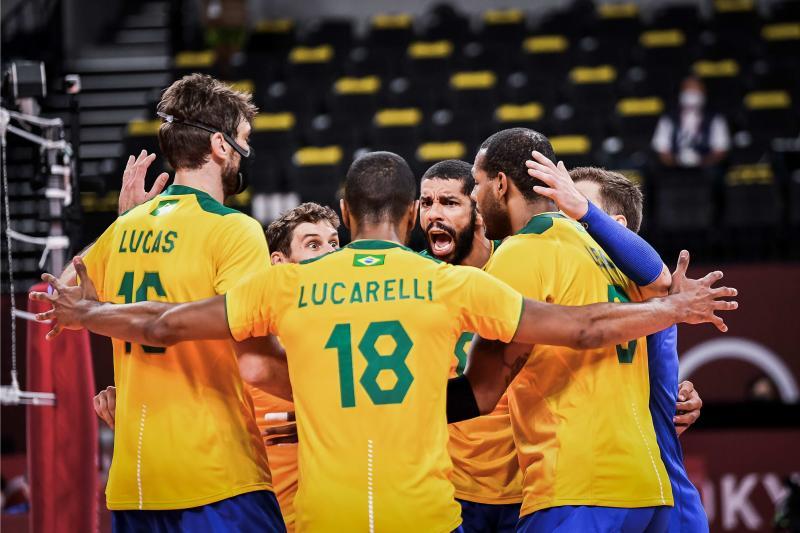 Brasil vira sobre os Estados Unidos e vence por 3 a 1