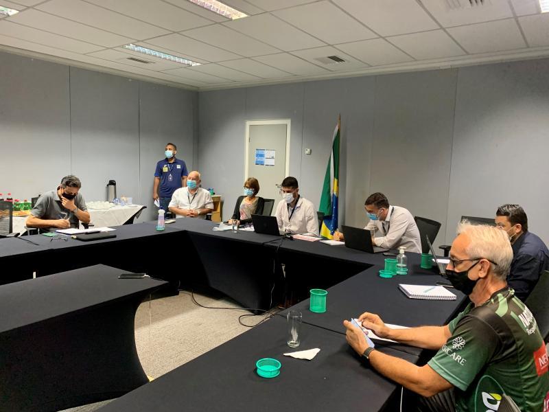 CBV faz reunião para definição de tabela e regulamento