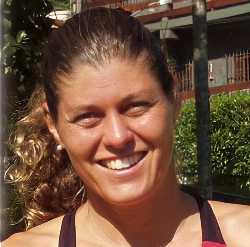 CBV lamenta o falecimento da ex-atleta Karina Lins e Silva