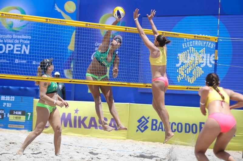 Com agenda cheia, semana de 15 a 21 de fevereiro terá 82 jogos do voleibol brasileiro transmitidos