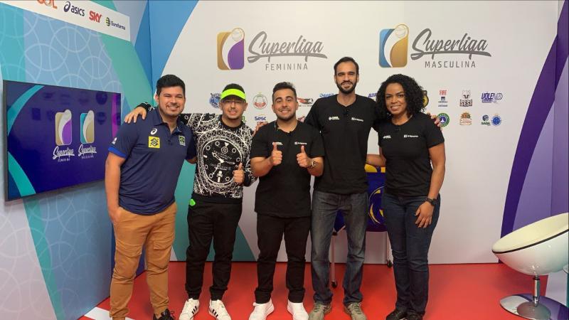 Com craques das quadras, novidades e convidados especiais, CBV lança a nova temporada da maior competição de vôlei do Brasil