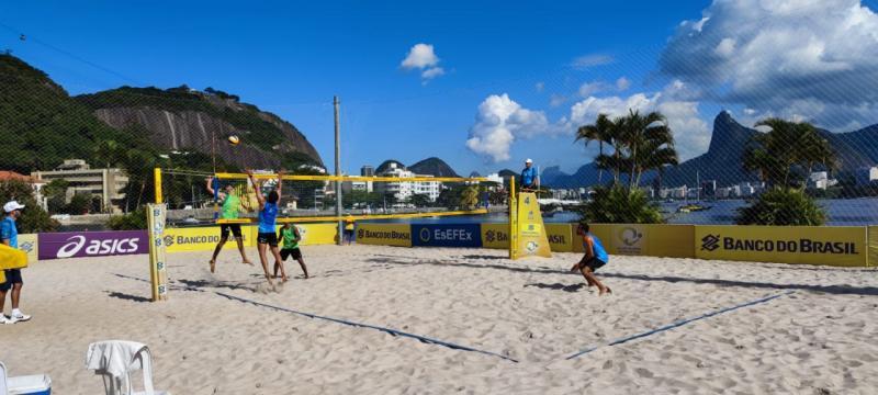 Competição retorna à Urca após quatro anos