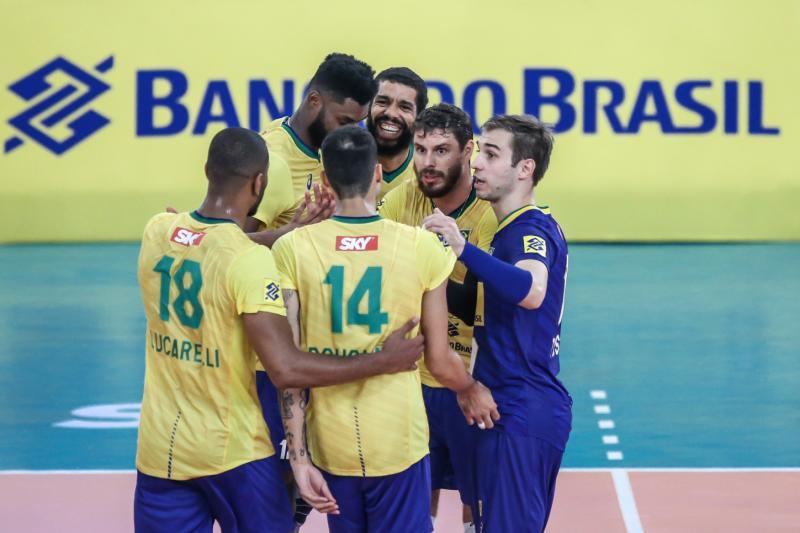 De volta às quadras, Brasil vence primeiro amistoso contra Venezuela