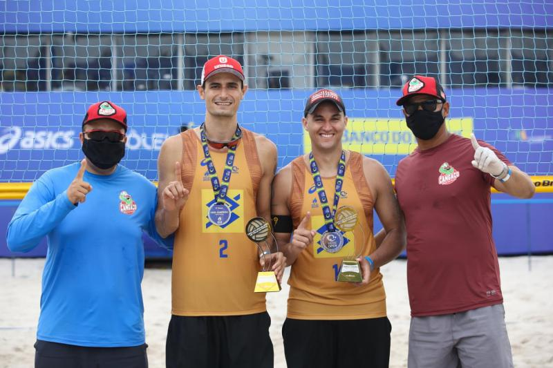 Desde 2012 lapidando talentos, CT Cangaço é referência no vôlei de praia