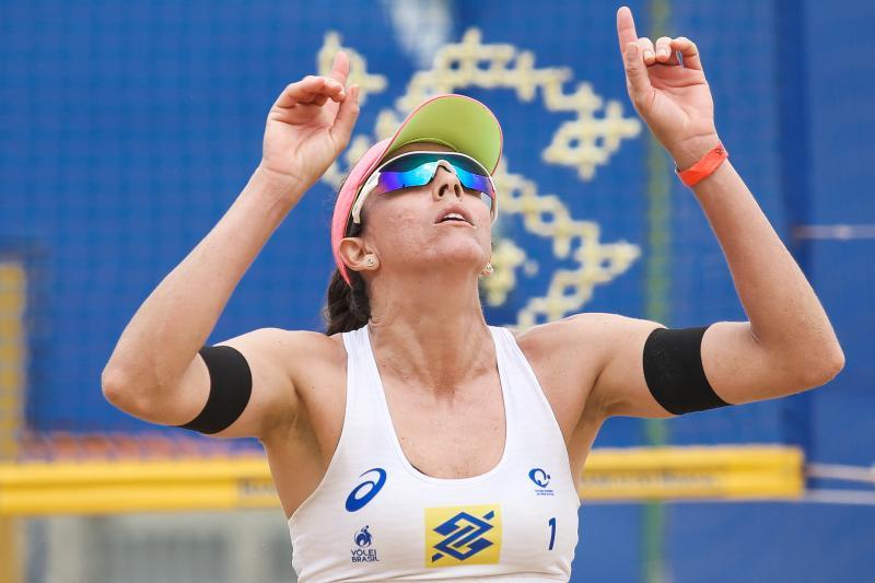 Duplas brasileiras disputam etapas em Ruanda e Bulgária nesta semana