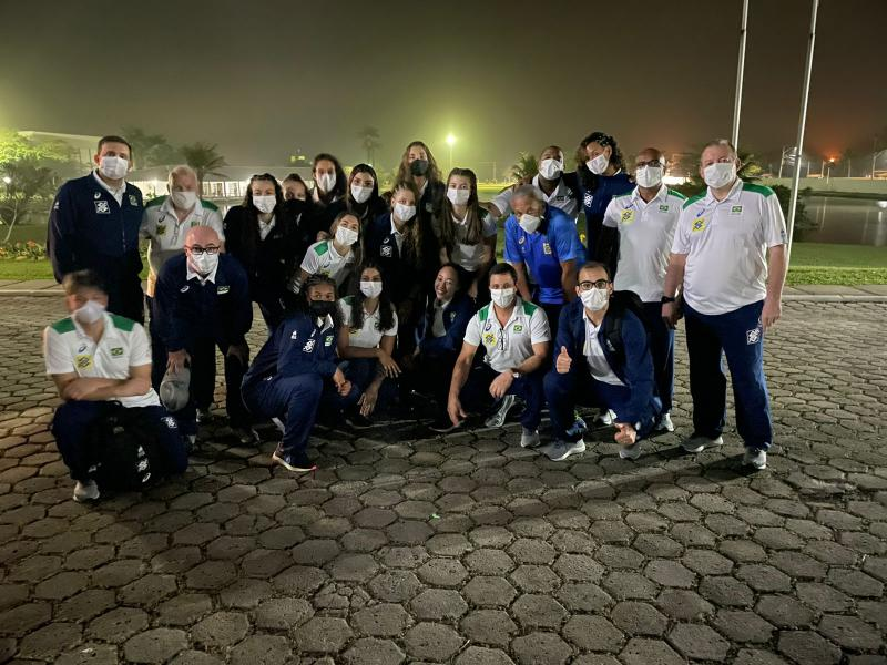 Equipe sub-18 do Brasil embarca nesta quinta-feira para o Mundial no México