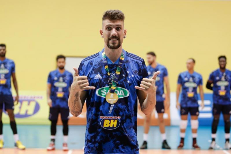 Facundo Conte comemora fase feliz no Brasil