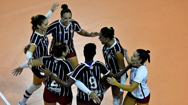 Fluminense recebe líder Itambé/Minas nesta quarta-feira
