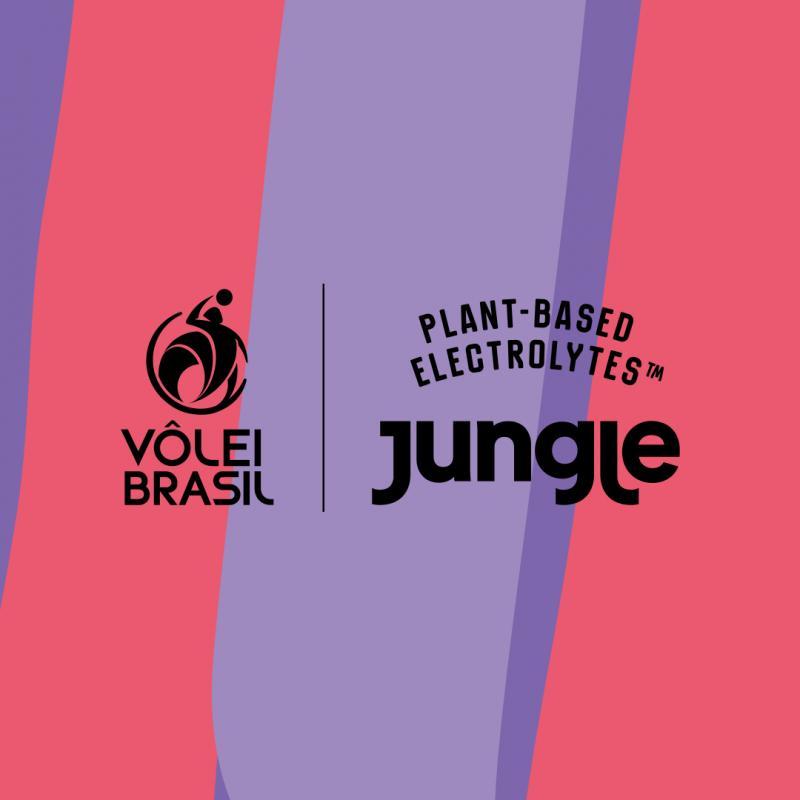 Isotônico Jungle é o novo parceiro oficial da CBV